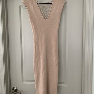 Marciano cocktail maxi dress